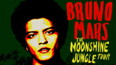 Bruno Mars The Moonshine Jungle Tour